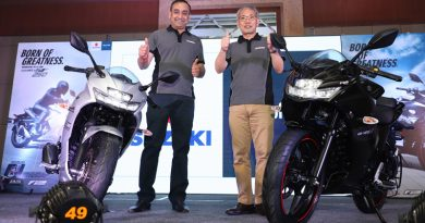 Suzuki Motorcycle India brings all new GIXXER SF 250 and GIXXER SF to Bengaluru