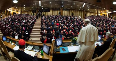 Pope Francis issued new laws for the Catholic Church on the clergy sexual abuse